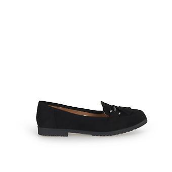 Zian Kleid Schuhe 18322_36 Schwarz Farbe