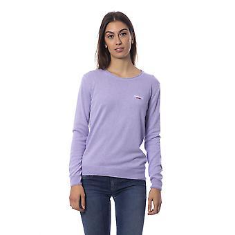 Roberto Cavalli Sport Lavanda Sweater RO861484-S
