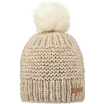 Barts Womens Rykee Pom Pom Beanie Hat