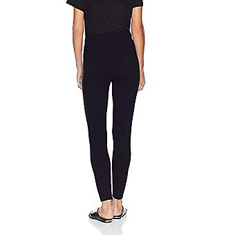 Brand - Daily Ritual Women's Seamed Front, 2-Pocket Ponte Knit Legging...