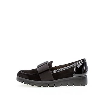 Gabor Slip On With Bow - Emmie 54.181
