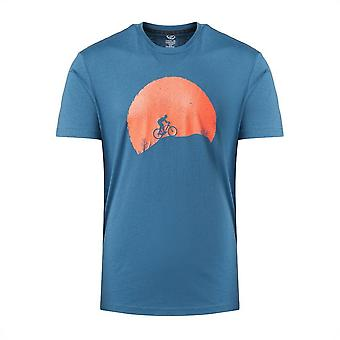 Vågar 2B Män & apos, s Bestämma Graphic T-Shirt Blue