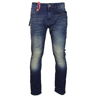 883 Police Cassady Regular Fit Dark Wash Jeans