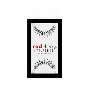 Red Cherry False Wimpers - #601 Dolce - Perfect Curl Handgemaakte Wimpers