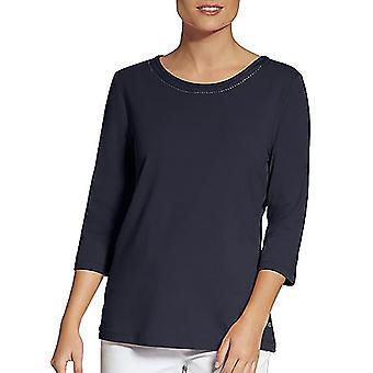 Μπάσλερ | Στολισμένη μπλούζα 3/4 μανικιών