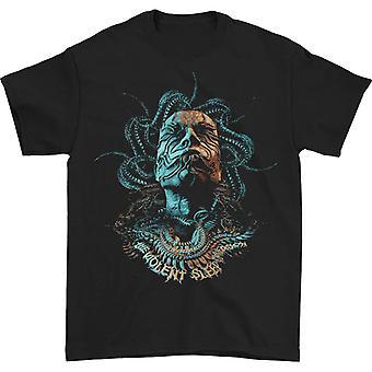 Meshuggah Tentacle Head 2016 Tour T-paita