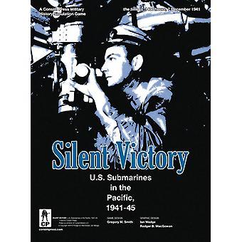 Silent Victory - Sous-marins américains dans le Pacifique 1941-45 - Jeu de société