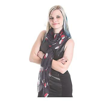 Pokemon Poke Ball All-over Print Scarf Unisex Black (SF407333POK)