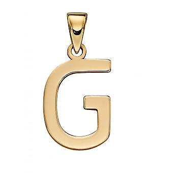 תליון זהב צהוב זהב 9ct GP2206