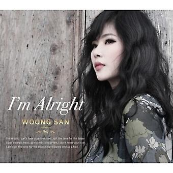 San Woong - I'm Alright Vol 9 [CD] USA import