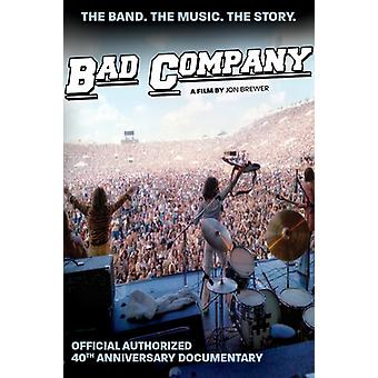 Bad Company: Official Authorized 40th Anniversary [DVD] USA import