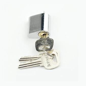 Fire Door Lock Core ren kopparrör Väl kort Lås Hjärta Kanal Dörrlås