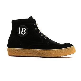Cerruti Black Sneakers 1881 men
