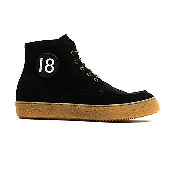 Cerruti Black Sneakers 1881 mænd