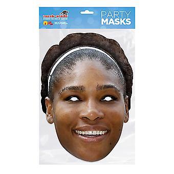 Mask-arade Serena Williams Party Mask