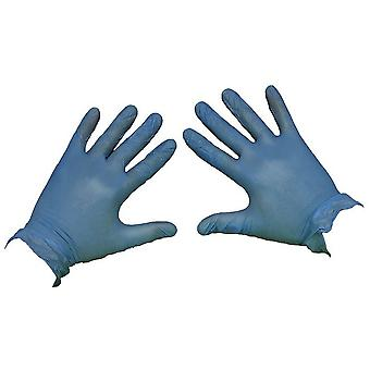 Result Essential Hygiene Unisex Adult PVC Safety Gloves (Pack of 100)
