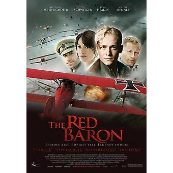 The Red Baron Movie Poster Print (27 x 40)