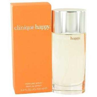 Onnellinen Clinique Eau de Parfum Spray 3,4 oz (naiset) V728-413912