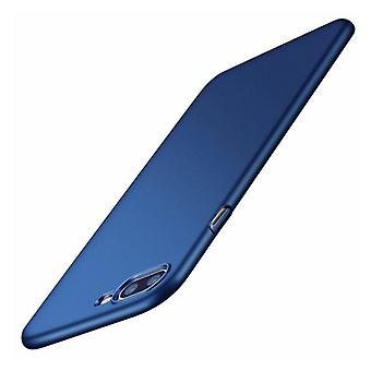 USLION iPhone 6S Plus Ultra Thin Case - Harde Matte Cover Blauw