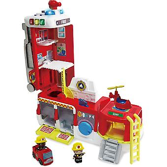 Vtech Toot-Toot Friends 2-in-1 Fire Station (English Version)
