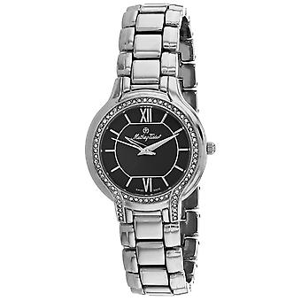 Mathey Tissot Mujeres's Classic Black Dial Watch - D2781AN