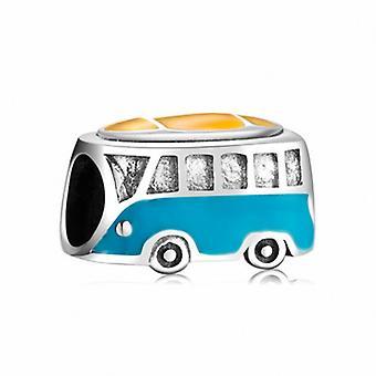Zilveren Bedel Schoolbus - 6912