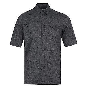 Samsoe & Samsoe Taro 11529 Black Melange Shirt