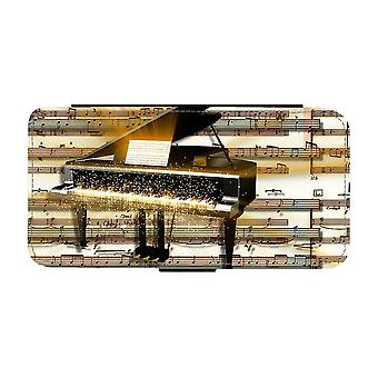 Piano iPhone 12 / iPhone 12 Pro Wallet Case