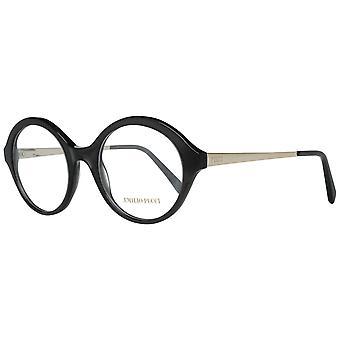 Emilio Pucci Musta Naisten Optiset kehykset