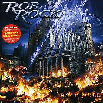 Rob Rock - Holy Hell [CD] USA import
