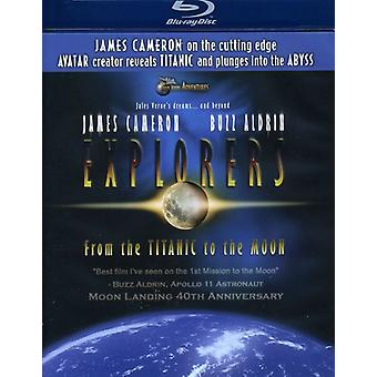 James Cameron Avatar Genius [BLU-RAY] USA import