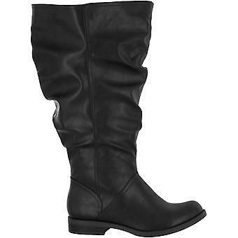 Easy Street Women's Shoes Peak plus closed toe knee high fashion laarzen