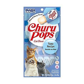 Churu Pops Tuna Cat Treat None