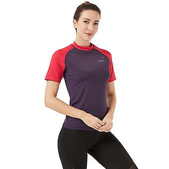 Damer Slim Yoga Fitness Sport Topp H03