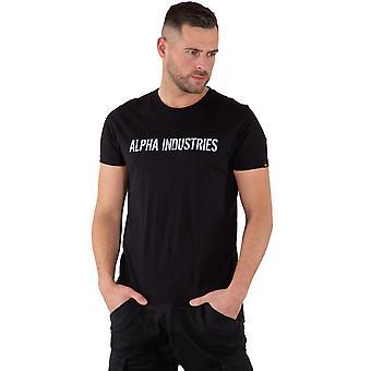 אלפא תעשיות גברים חולצת טריקו RBF מוטו T