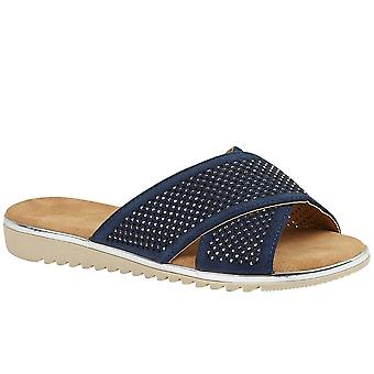 Lotus Tansy Womens Slip On Sandals