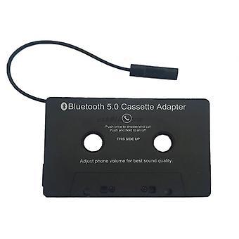 Bluetooth 5.0 μετατροπέας συσκευών αναπαραγωγής κασέτας συσκευών αναπαραγωγής ήχου αυτοκινήτων μουσικής Mp3