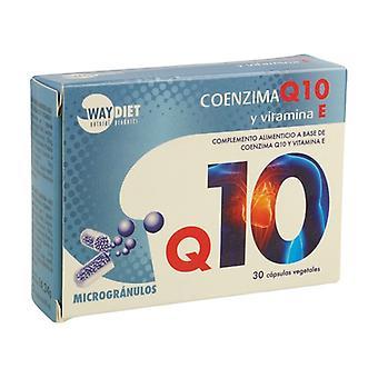 Q10 + Vitamin E 30 capsules