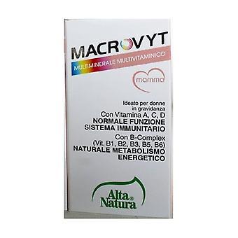 Monivitamiini Mamma Macrovyt 30 tablettia 1,4 g