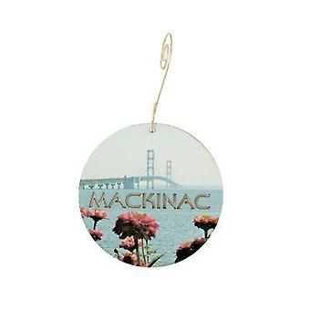 Mackinac Island Ornament #s978