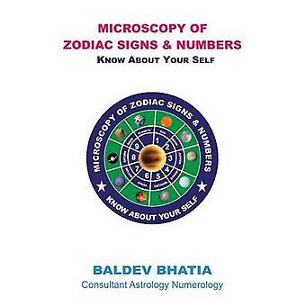 Microscopy of Zodiac Signs and Numbers - Know about Yourself by Baldev