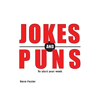 Jokes and Puns by Ronn Foster - 9781634177474 Book