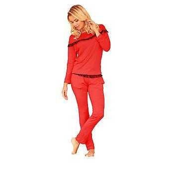 مجموعة بيجامة ملابس النوم فيسكوز