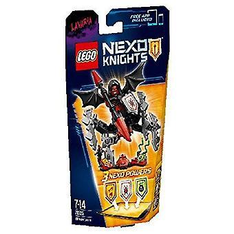 Lego nexo chevaliers ultime lavaria 70335