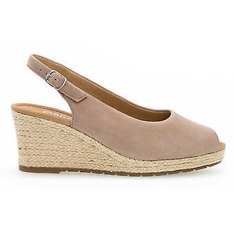 Gabor Peep Toe Wedge Sandal - Tandy 66.580