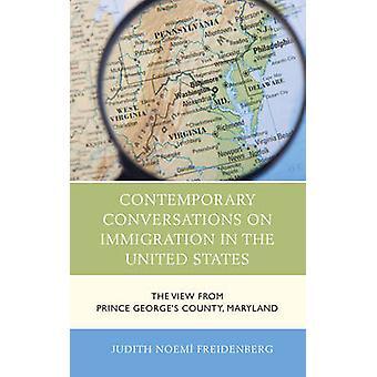Hedendaagse gesprekken over immigratie in de Verenigde Staten