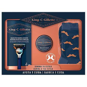 Gillette Pack Maquinilla de Afeitar cuello+ Recambios+ 2 piezas