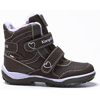 KangaRoos Childrens/Girls Short Leg 2019 Snow Boots