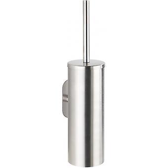 toiletborstel en houder Orea 39 cm rvs mat-zilver