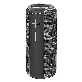Hopestar P30 IPX7 Submersible Wireless Speaker Camouflage